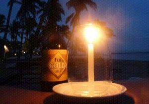 Cerveza en Wailoaloa Fiji