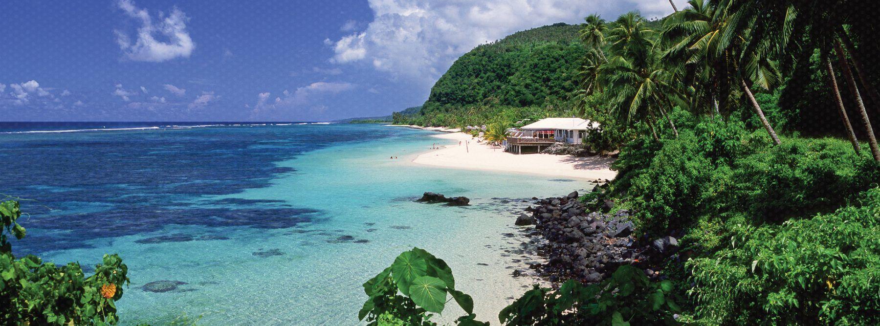 Paquete Samoa